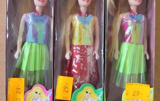 Nebezpečné hračky pro děti na českém trhu
