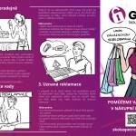 Informační leták – nejčastější spotřebitelské problémy